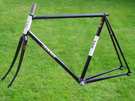 Rotrax Track Frame