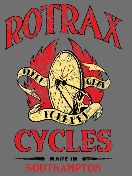 ROTRAX DESIGN REVISE DISTRESS